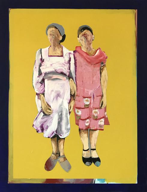 , 'Mãe e Vó,' 2017, Lois Lambert Gallery