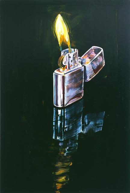 , 'Lighter,' 2009, Hosfelt Gallery