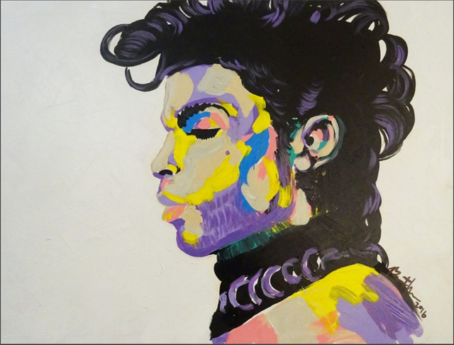 , 'Prince ,' 2016, Maddox Gallery
