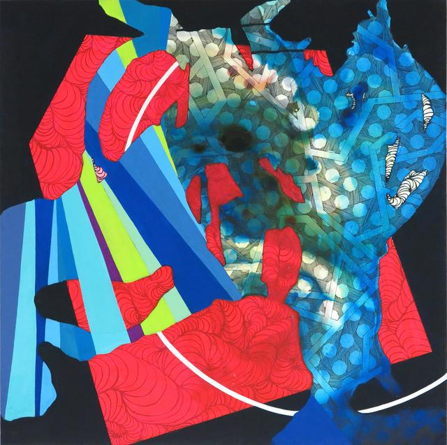 Kim Carlino, 'Visions of a Fragmented Landscape IV', 2017, Alfa Gallery