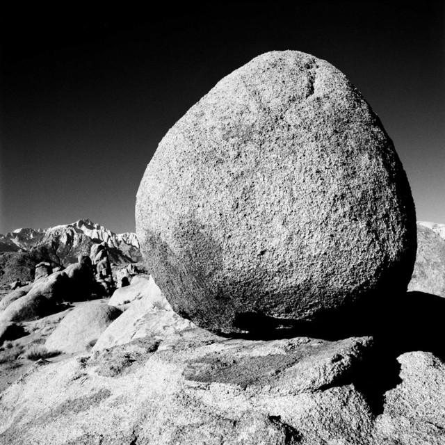 , 'Lone Pine III - California,' 2006, Atlas Gallery
