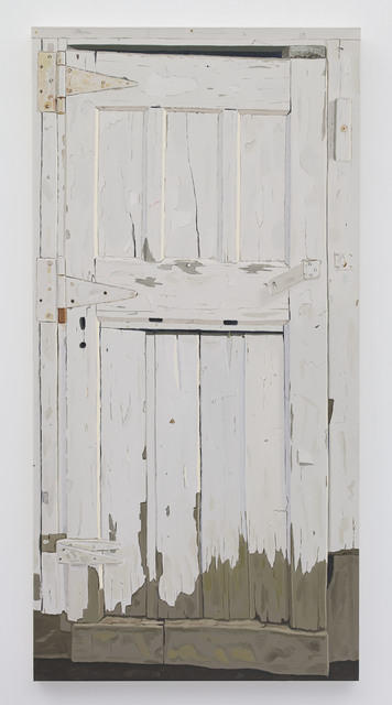 , 'Woodshed Door,' 2013, Sikkema Jenkins & Co.
