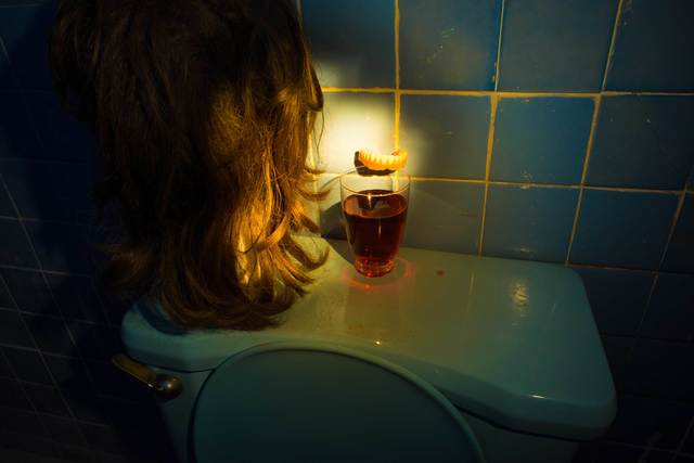 Tania Franco-Klein, 'Our Life in the Shadows: Morning Rituals', 2016