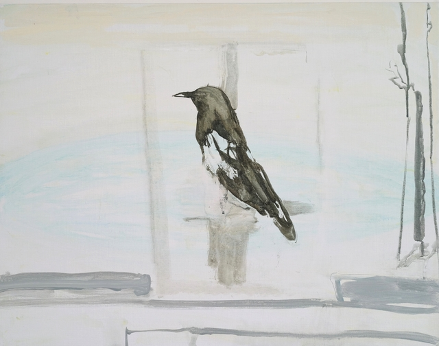 , 'Vogel,' 2017, Nathalia Tsala Gallery
