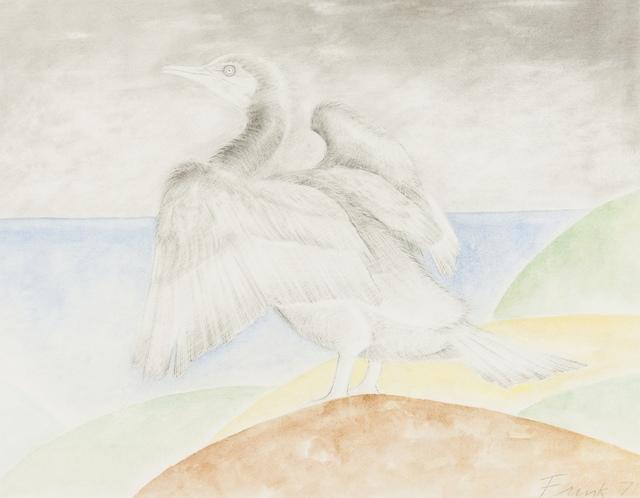 Elisabeth Frink, 'Cormorant', 1971, Forum Auctions