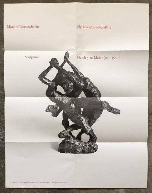 , 'Vintage Exhibition Poster,' 1967, Kwiat Art