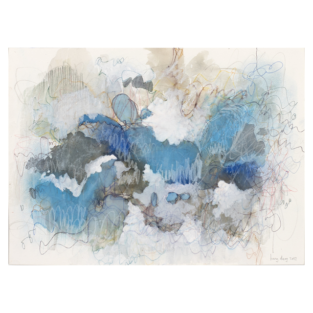 Bang Dang, 'Blue Sky Mixed', 2017, Jen Mauldin Gallery