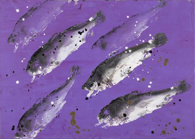 Massimo Barzagli, 'Fish Watching', 1999, Itineris