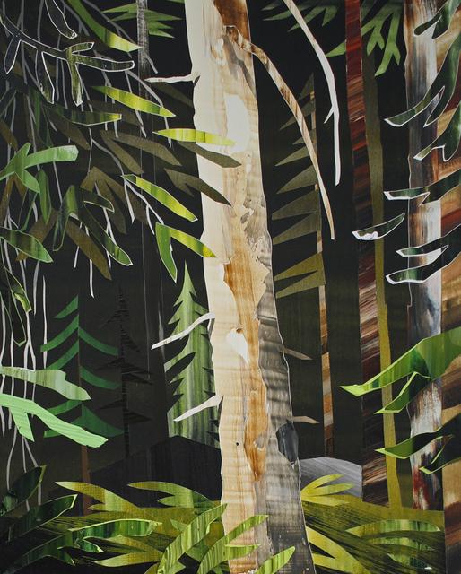 , 'Still Woods,' 2017-2018, Michael Gibson Gallery