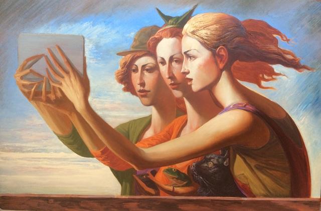 , 'Witches,' 2016, Regina Gallery
