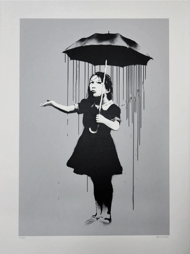 , 'Nola Grey Rain,' 2008, Reuben Colley Fine Art