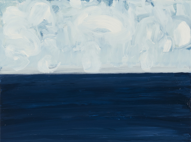 , 'Sea and Clouds,' 2015, Sears-Peyton Gallery