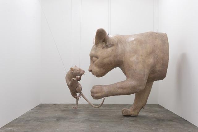 , 'Médecine interne,' 2016, Galerie Laurent Godin