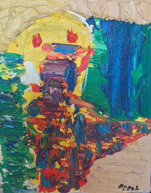 Karel Appel, 'Untitled', 1967, Steven Graven Modern & Contemporary Art