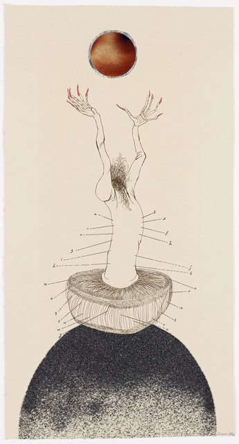 Wangechi Mutu, 'The Original Nine Daughters ', 2012, Pace Prints