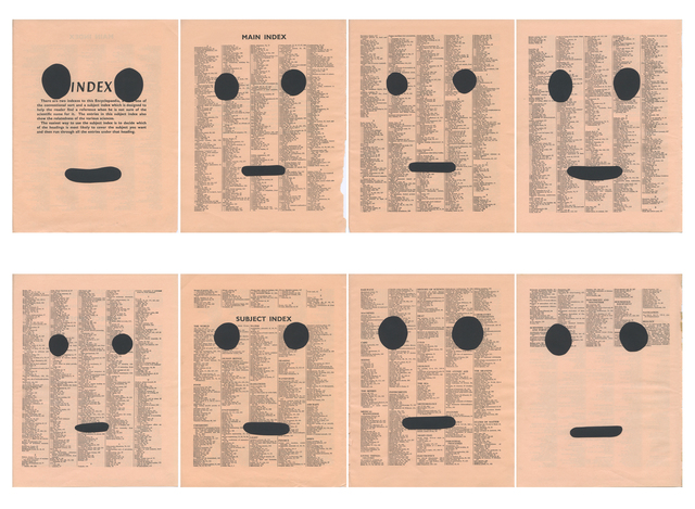 , 'The Pictorial Encyclopaedia of Scientific Knowledge (No.1),' 2014, Ingleby Gallery