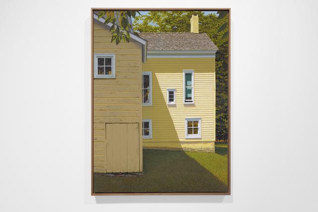Walter Hatke, 'Cole's Back', 2016, Painting, Oil on Linen, Gallery Henoch