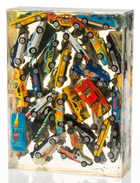 Car Accumulation (Matchbox Cars)