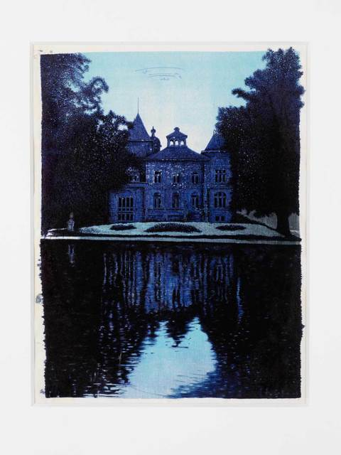 , 'Tivoli,' 1990, Magazzino