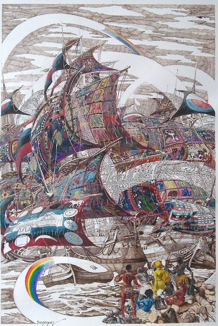 , 'Vaudoo Inside 2 ,' 2015, October Gallery