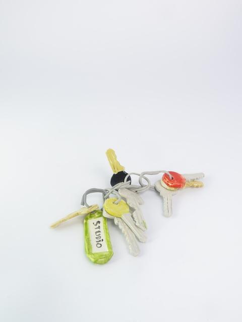 , 'Bunch of Keys,' 2015, V1 Gallery
