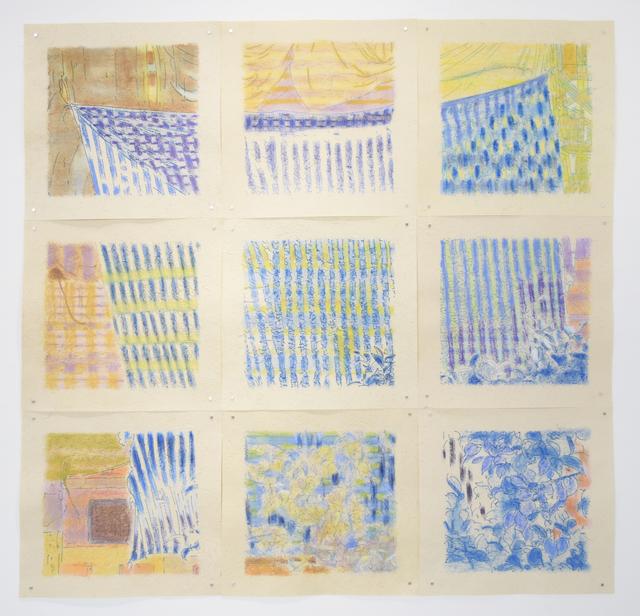 , 'Building Blocks -stripe-,' 2017, Art Front Gallery