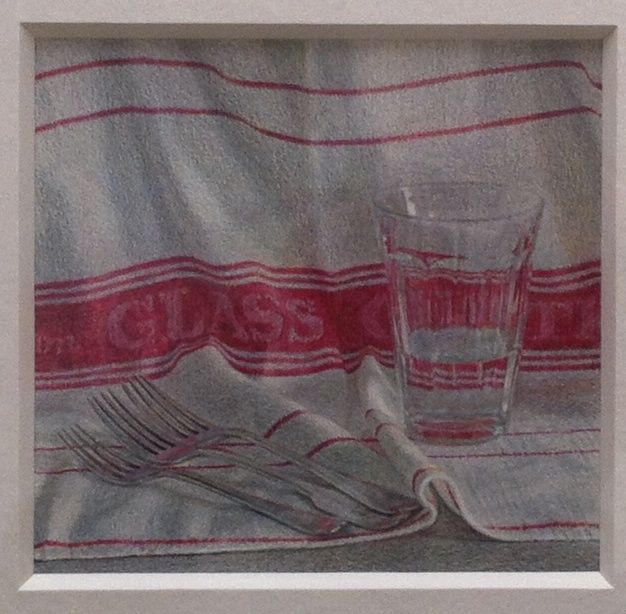 , 'Glass Cloth,' 2011, Nancy Hoffman Gallery