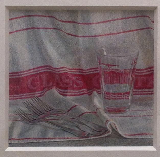 Lucy Mackenzie, 'Glass Cloth', 2011, Nancy Hoffman Gallery