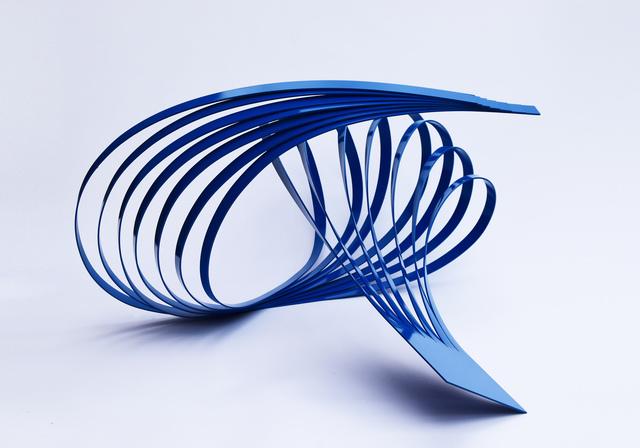 Merete Rasmussen, 'Blue Velocity', 2018, J. Lohmann Gallery