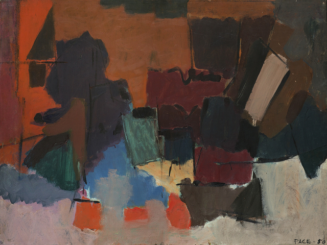 , 'Untitled (50-2),' 1950, Berry Campbell Gallery