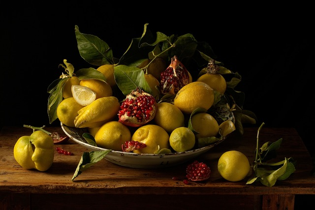 , 'Lemons and Prickly Pears,' 2013, March