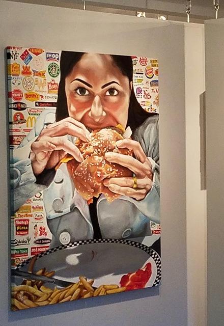 , 'Savage Capitalism,' 2013, Miller White Fine Arts