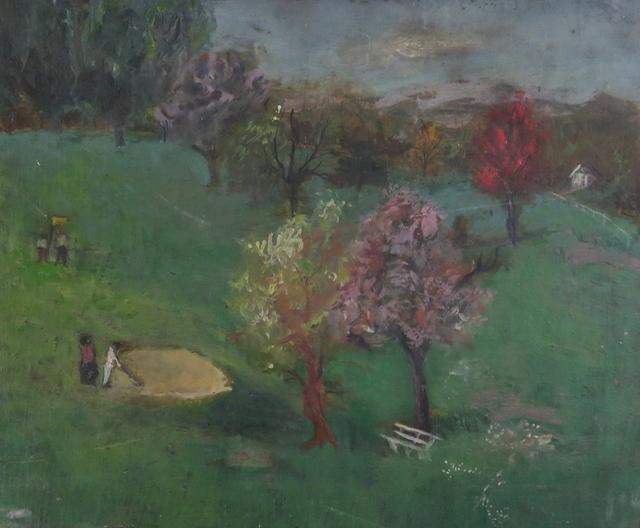 , 'Sand Trap,' ca. 1940, Bakker Gallery
