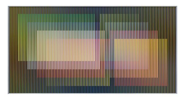, 'Physichromie 1981,' 2015, The Mayor Gallery