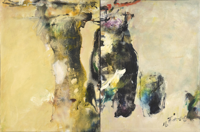 Chuang Che 莊喆, 'Untitled (Diptych)', 2016, Vazieux | Art Gallery Paris