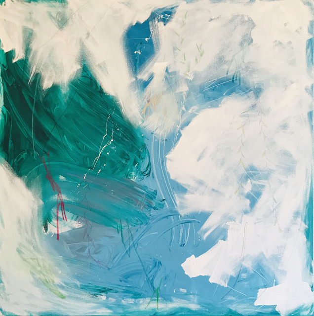 Ginger Cochran, 'H', 2019, NYC Art Collective and Gallery