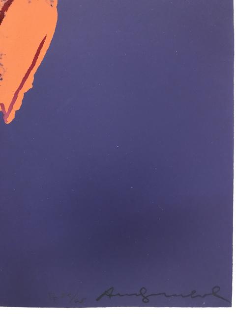 Andy Warhol, 'Alexander The Great, F&S IIB.291-292', 1982, Print, Screenprint on Lenox Museum Board, Fine Art Mia
