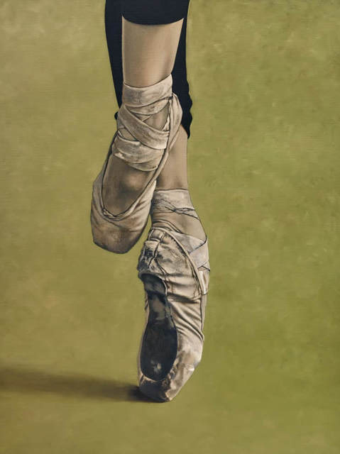 Peter Miller, 'The Dancer', 2019, Painting, Oil on Canvas, Black Door Gallery