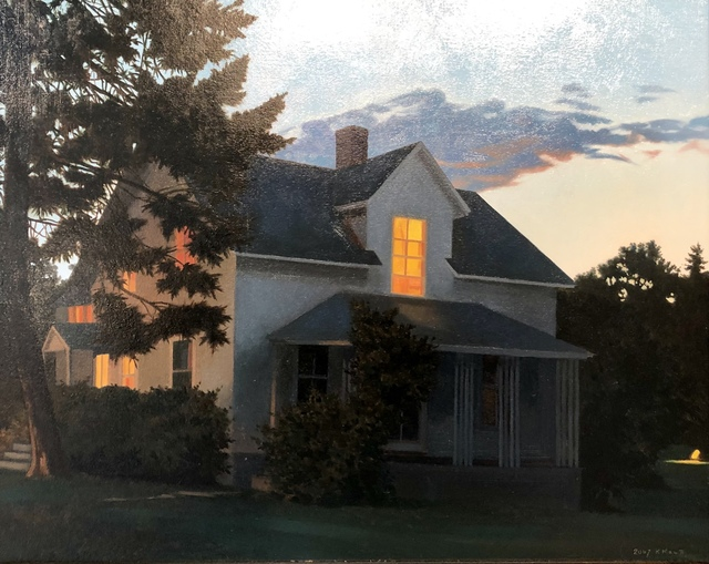 Kathleen Kolb, 'June Evening', 2018, Eckert Fine Art