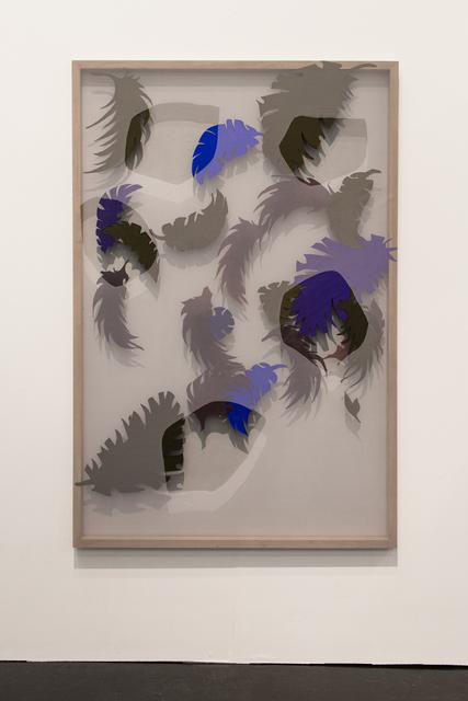 , 'Psychedelic Tinged Noir III,' 2015, DREI