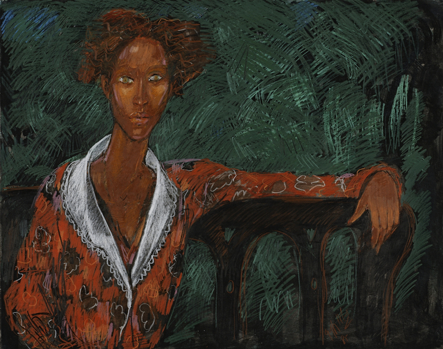 , 'Portrait of a Woman; Essence of Dignity,' ca. 1980, The Studio Museum in Harlem