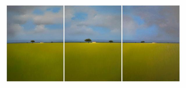 José Basso, 'Casablanca Valley Triptych', 2017, CK Contemporary