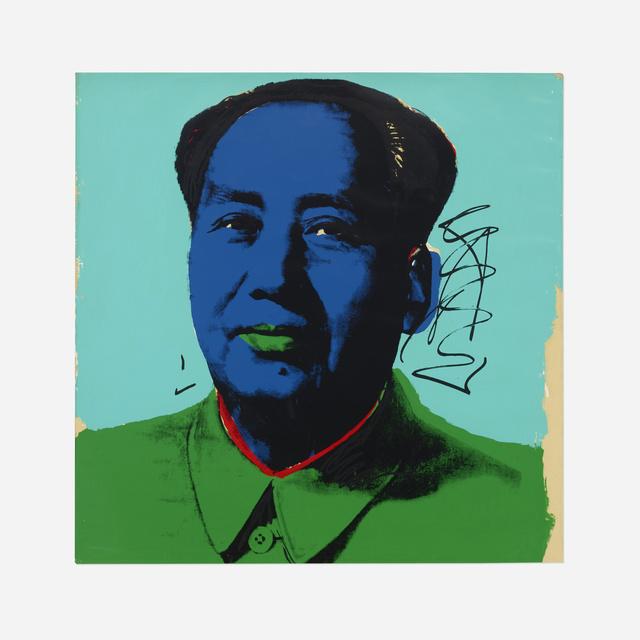 , 'Mao II.99,' 1972, OSME Gallery