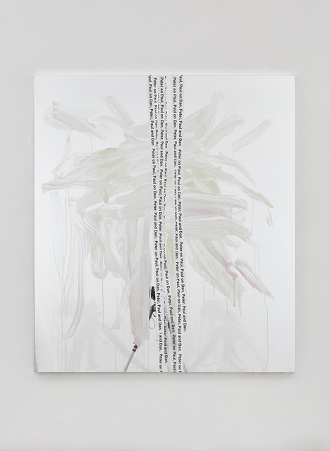 , 'Peter on Paul,' 2015, NINO MIER GALLERY