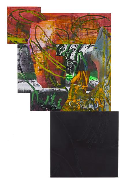, 'Jester in the Garden (For W.B. Yeats),' 2018, Maybaum Gallery