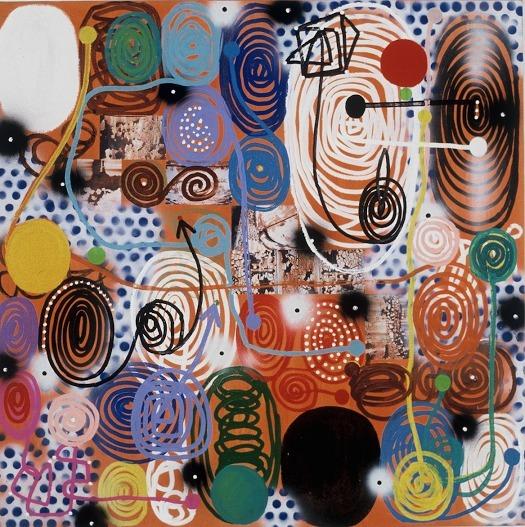 , 'Crack Up,' 2003, Lyle O. Reitzel