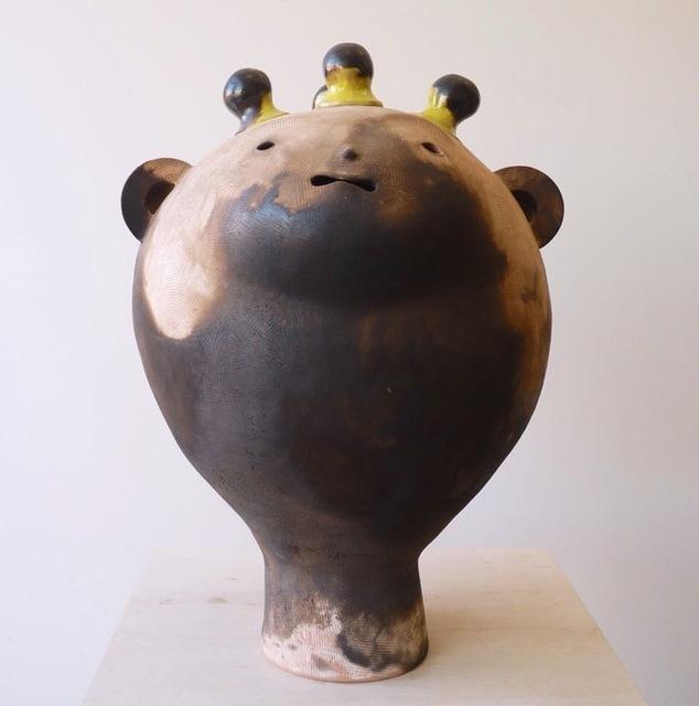 En Iwamura, 'Romantic Archaeology: Invader', 2017, Richard Heller Gallery