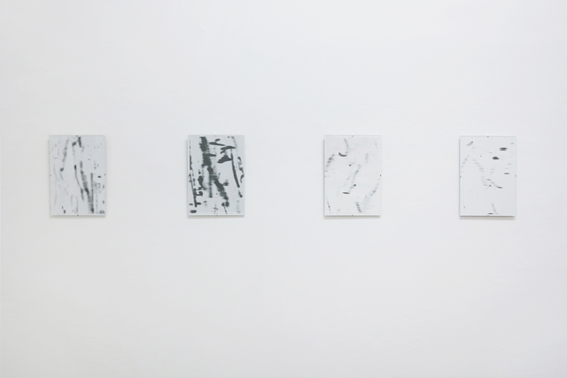 Linhan Yu, 'Beiläufigkeit 1-4', 2017, Migrant Bird Space