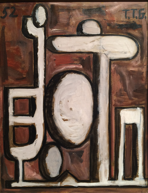 , 'Formas Blancas,' 1952, Cecilia de Torres, Ltd.
