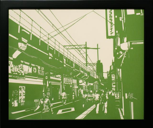 , 'Ueno Under The El,' 2019, Paradigm Gallery + Studio